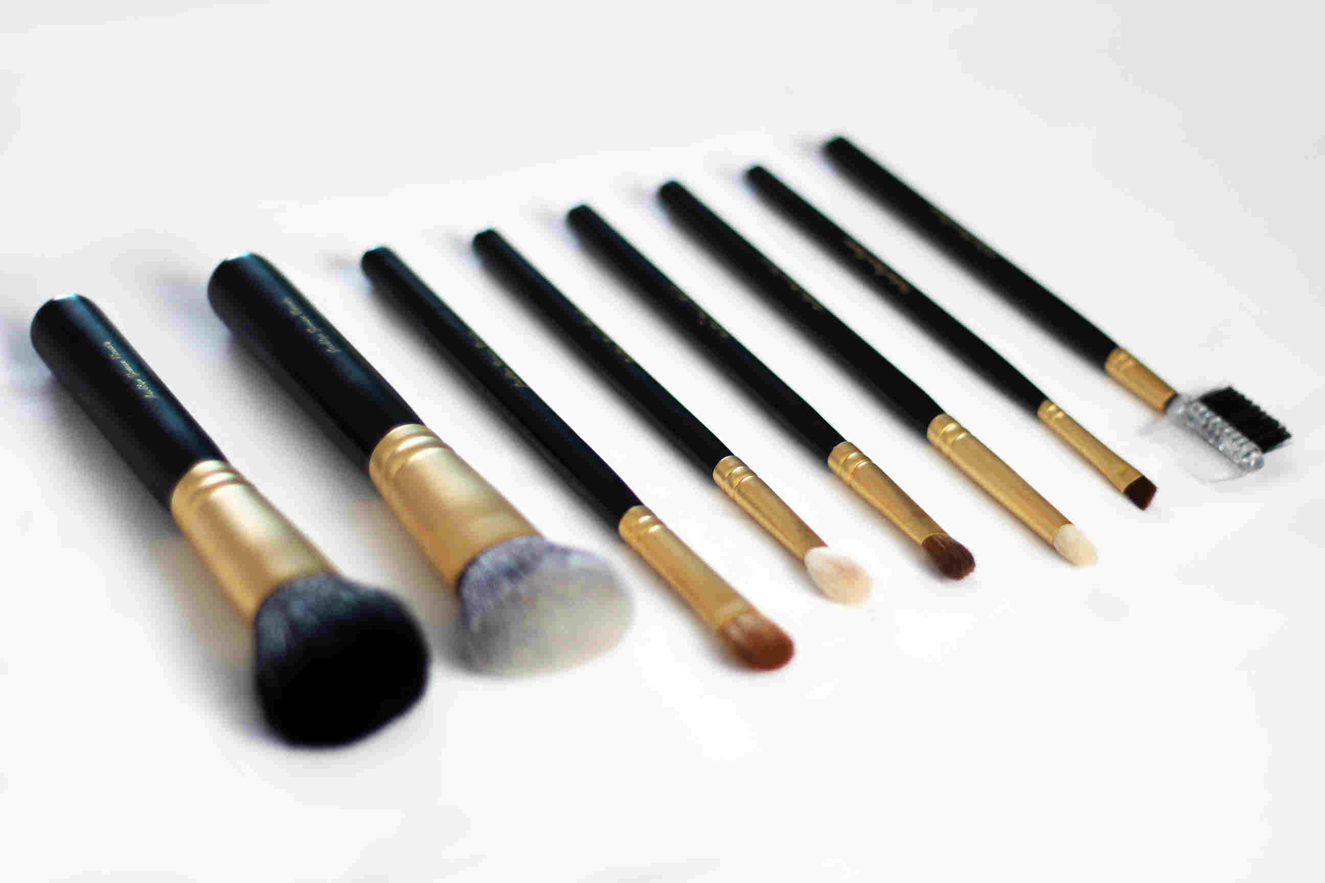 brushes slider